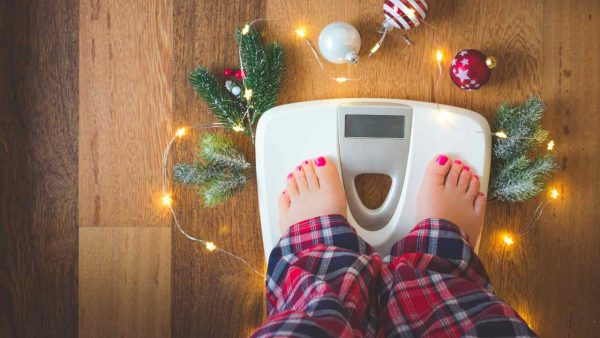Paura di ingrassare durante le feste? I 6 consigli per una dieta a prova di Natale